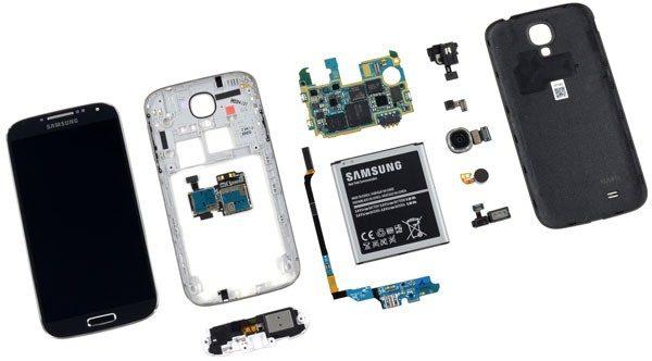 Запчасти Samsung